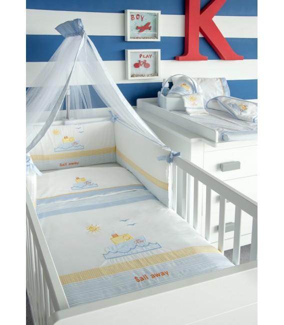 Baby Oliver des.632 Σετ Προίκας - Λιανική Τιμή: 118€