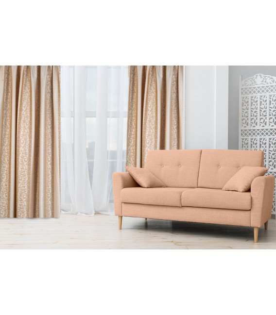 Omega Home Κουρτίνα des.221 (1φύλλο) - Λιανική Τιμή: 37€