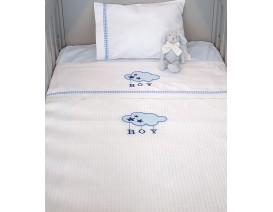 Baby Oliver des.143 Σεντόνια Κούνιας  Σετ 3 τμχ - Λιανική Τιμή: 29.50€