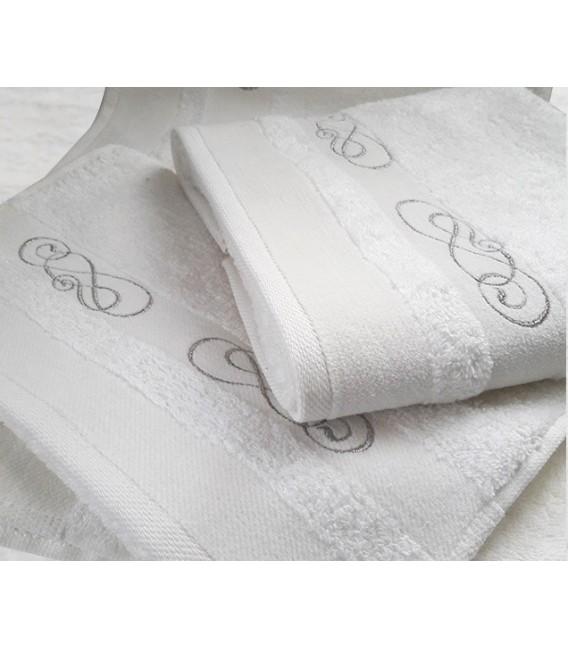 Omega Home Πετσέτες Σετ 3 τμχ des.156
