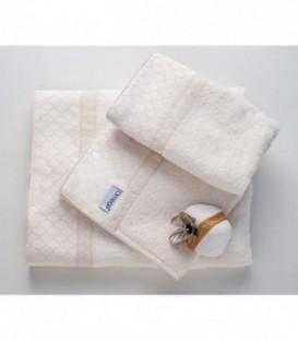 Omega Home Πετσέτες σετ 3 τμχ des.103