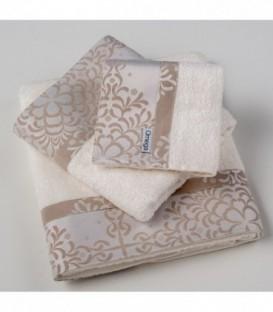 Omega Home Πετσέτες σετ 3 τμχ des.124