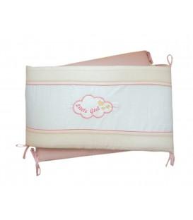 Baby Oliver Πάντα Προστασίας Κρεβατιού des.426