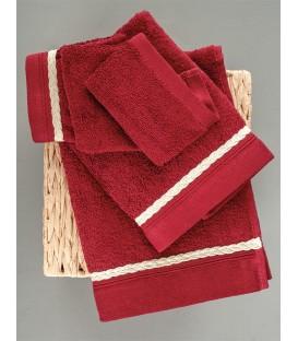 Omega Home Πετσέτες σετ 3 τμχ des.178