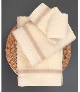 Omega Home Πετσέτες σετ 3 τμχ des.180