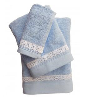 Omega Home Πετσέτες σετ 3 τμχ des.182