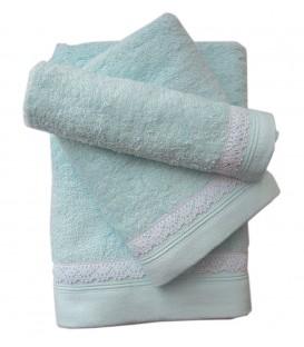 Omega Home Πετσέτες σετ 3 τμχ des.183
