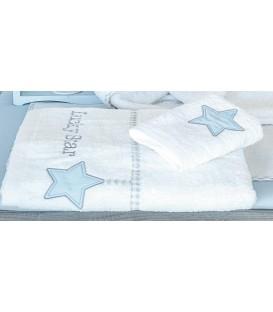 Baby Oliver des.309 Πετσέτες Σετ 2 τμχ  - Λιανική Τιμή: 31,50€