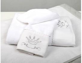 Baby Oliver des.331 Πετσέτες Σετ 2 τμχ  - Λιανική Τιμή: 35€