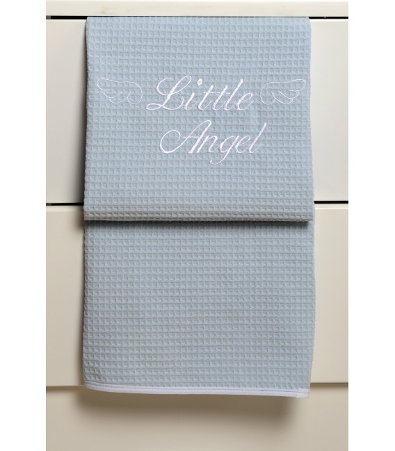 Baby Oliver des.321 Κουβέρτα Πικέ Κούνιας - Λιανική Τιμή: 31,50€