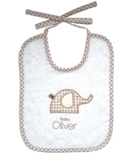 Baby Oliver des.302 Σαλιάρα - Λιανική Τιμή: 5,90€