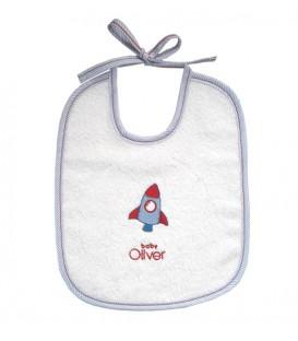 Baby Oliver des.306 Σαλιάρα - Λιανική Τιμή: 5,90€