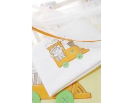 Baby Oliver des.605 Κουβέρτα Πικέ Κούνιας - Λιανική Τιμή: 29€