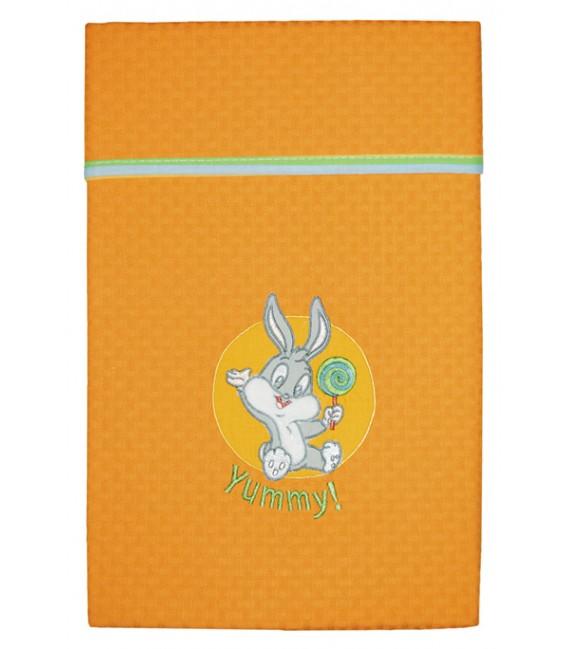 Baby Looney Tunes des.24 Κουβέρτα Πικέ Κούνιας - Λιανική Τιμή: 42€