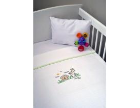 Aslanis Baby des.504 Κουβέρτα Πικέ Αγκαλιάς - Λιανική Τιμή: 34€