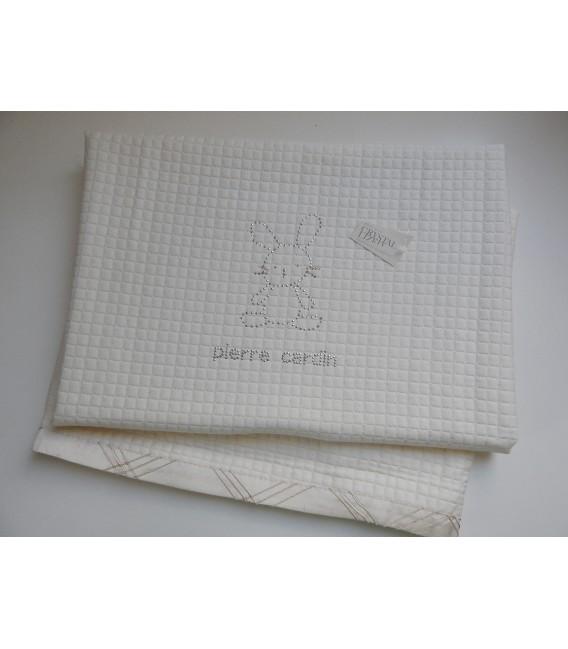 Pierre Cardin Bebe des.123 Κουβέρτα Πικέ Αγκαλιάς - Λιανική Τιμή: 60€