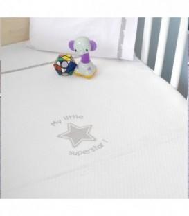 Baby Oliver des.301 Κουβέρτα Πικέ Κούνιας  - Λιανική Τιμή: 31,50€