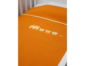 Baby Oliver des.473 Κουβέρτα Πικέ Κούνιας - Λιανική Τιμή: 29€