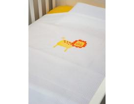 Baby Oliver des.470 Κουβέρτα Πικέ Αγκαλιάς - Λιανική Τιμή: 22€