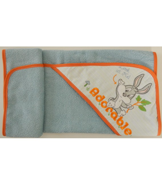 Baby Looney Tunes des,03 Μπουρνούζι Κάπα - Λιανική Τιμή: 29€