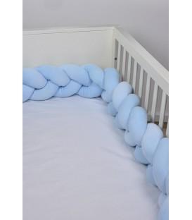 Baby Oliver des,11 Πλεξούδες Προστασίας Κρεβατιού - Λιανική Τιμή: 49€