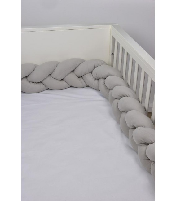 Baby Oliver des,14 Πλεξούδες Προστασίας Κρεβατιού - Λιανική Τιμή: 49€