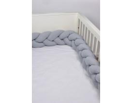 Baby Oliver des,15 Πλεξούδες Προστασίας Κρεβατιού - Λιανική Τιμή: 49€