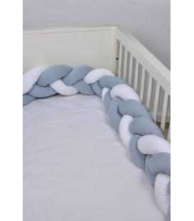 Baby Oliver des,150 Πλεξούδες Προστασίας Κρεβατιού - Λιανική Τιμή: 49€