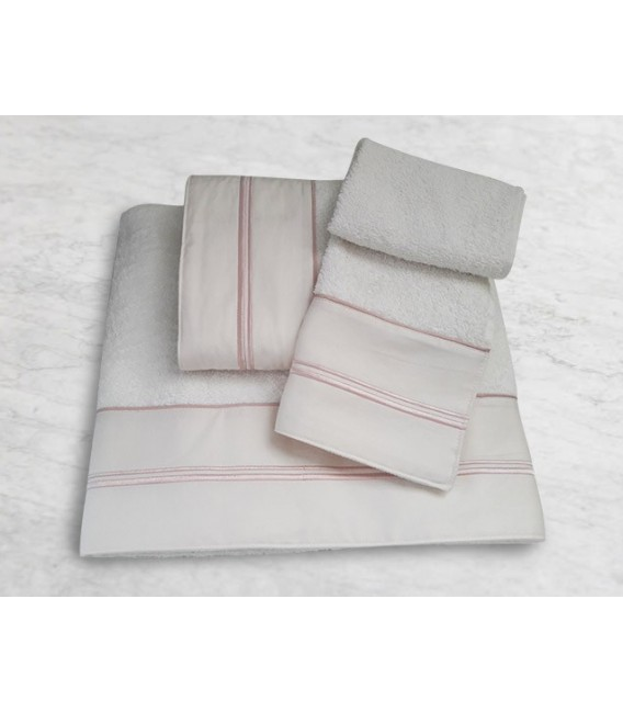 Omega Home Πετσέτες σετ 3 τμχ des.163