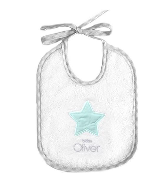 Baby Oliver des.304 Σαλιάρα - Λιανική Τιμή: 5,90€