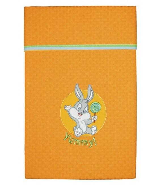 Baby Looney Tunes des.24 Κουβέρτα Πικέ Αγκαλιάς - Λιανική Τιμή: 34€