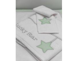 Baby Oliver des.304 Πετσέτες Σετ 2 τμχ  - Λιανική Τιμή: 31,50€