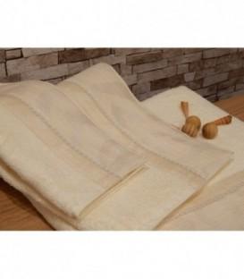 Omega Home Πετσέτες σετ 3 τμχ des.165