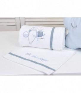 Baby Oliver des.351 Πετσέτες Σετ 2 τμχ – Λιανική τιμή: 31.50€