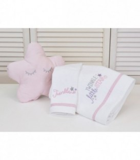 Baby Oliver des.352 Πετσέτες Σετ 2 τμχ – Λιανική τιμή: 31.50€