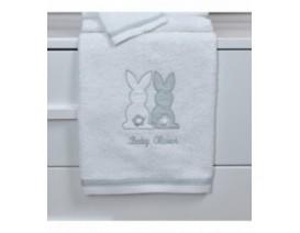 Baby Oliver des.356 Πετσέτες Σετ 2 τμχ – Λιανική τιμή: 31.50€