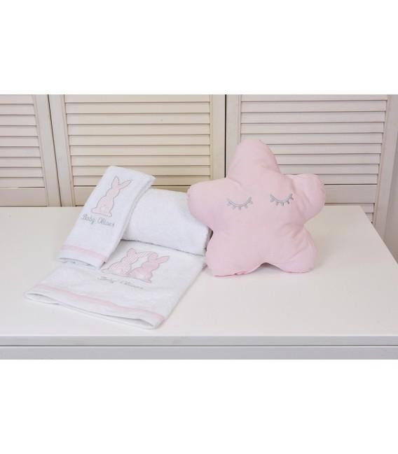 Baby Oliver des.357 Πετσέτες Σετ 2 τμχ – Λιανική τιμή: 31.50€