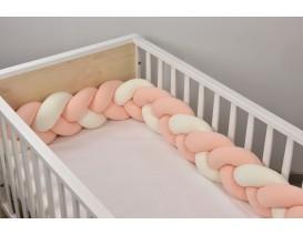 Baby Oliver  des 766 πλεξούδα ζέρσευ  2 μ χ 18 εκ. - ΛΙΑΝΙΚΗ ΤΙΜΗ 49 €