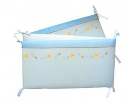 Baby Oliver des.202 Πάντα Προστασίας Κρεβατιού - Λιανική Τιμή: 28€
