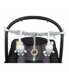 Γιρλάντα Καροτσιού / Καθίσματος αυτοκινήτου  Miffy mint - ΛΙΑΝΙΚΉ ΤΙΜΉ 22,00 €