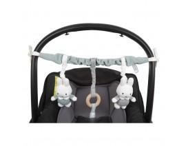Γιρλάντα Καροτσιου / Καθισματος αυτοκινητου  Miffy mint - ΛΙΑΝΙΚΗ ΤΙΜΗ 17.00 €