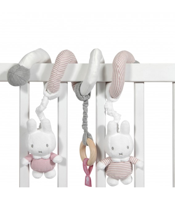 Σπιράλ Miffy pink - ΛΙΑΝΙΚΗ ΤΙΜΗ 19.00 €