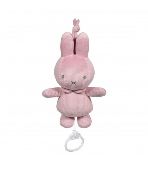 Μουσικό κουτί με την μελωδία Elise  Miffy pink - ΛΙΑΝΙΚΗ ΤΙΜΗ 21.00 €