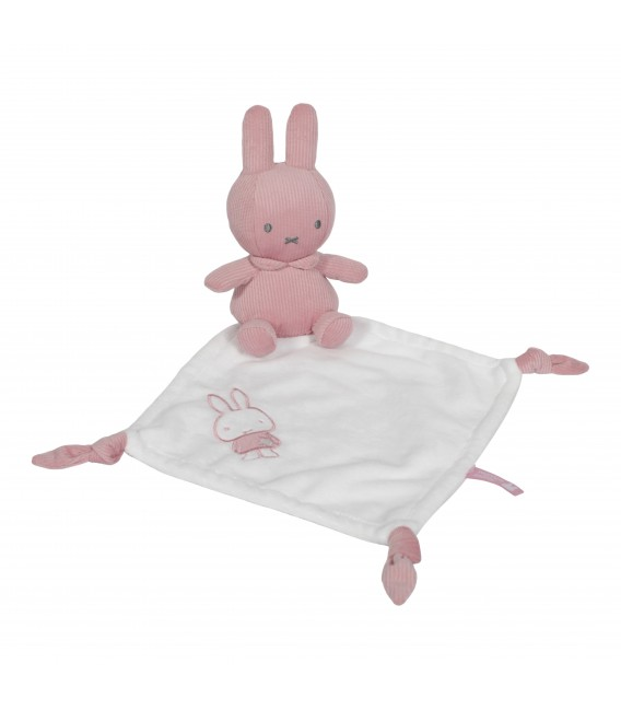 Πανάκι παρηγοριάς - doudou Miffy pink - ΛΙΑΝΙΚΗ ΤΙΜΗ 12.00 €
