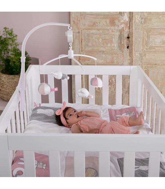 Μόμπιλο Miffy pink - ΛΙΑΝΙΚΗ ΤΙΜΗ 39.00 €