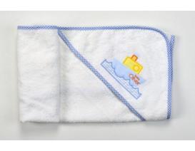 Baby Oliver des.383 Μπουρνούζιι κάπα – Λιανική τιμή: 32.50€