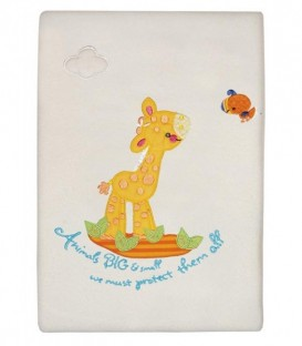 Fisher Price Κουβέρτα Fleece des.201 Κούνιας ΠΛΤ 44,00€