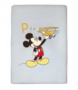 Disney Baby Κουβέρτα Πλεχτή des.59 Κούνιας ΠΛΤ 62,00€