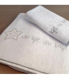 Baby Oliver des.146 Πετσέτες Σετ 2 τμχ - Λιανική Τιμή:  31,50€