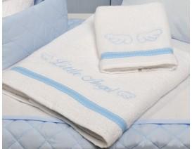 Baby Oliver des.321 Πετσέτες Σετ 2 τμχ  - Λιανική Τιμή: 31,50€